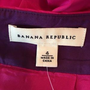 Banana Republic Skirts - [Banana Republic] Pleated Skirt